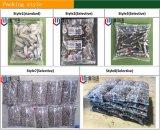 Machine van de Hardware van de Lijn van de Muur van de Groef van de Kaart van de Draad van de Spijker van het staal de Automatische Verpakkende