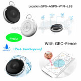 GPS+Lbs+Agps+WiFi Pm02の防水小型個人的なGPSの追跡者