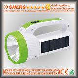 穂軸LEDの机ライト(SH-1984)が付いている太陽1W LEDの懐中電燈