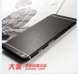 Máquina da etiqueta da caixa dos acessórios do telefone móvel para a pele de Samsung