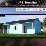 Étage simple/modèles préfabriqués de niveau de villa avec Windows et des portes