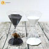 Домашняя оформление душ песка в Hourglasses таймера