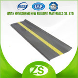 Face à l'aluminium de couleur jaune des plinthes, Cheap plinthe