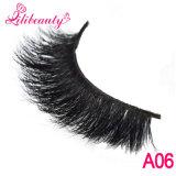 2017 cigli lunghi eccellenti dei capelli della sferza dei nuovi di modo 3D cigli falsi caldi di stile