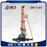 Df-Y-4t Exploration Wire Line Core Drilling Rig