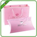 Розовые мешки подарка & коробка подушки для вспомогательного оборудования