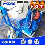 具体的な路面の移動式ショットブラストのクリーニング機械高品質かクリーニング機械