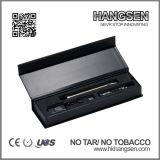 cigarette de la torsion II de 1.8ohm Hayes avec l'extrémité en verre d'égouttement et le système réglable de flux d'air