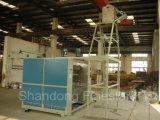 Doppelte Ballon Padder Textilmaschine für Textilfertigstellung