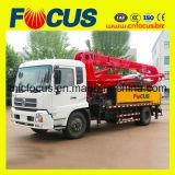 Высокая эффективность! 48m, 52м Truck-Mounted конкретные насоса стрелы с шасси ISUZU