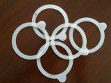 Food Grade Weck anneau en silicone translucide, silicone Weck joint de silicone Weck joint avec de postcure sans odeur