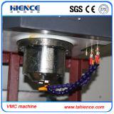 Del encargado automático vertical de 4 herramientas del eje fresadora del CNC