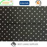 Bonbon punktiert Polyester gedrucktes Futter
