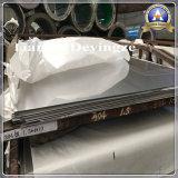 Placa laminada en caliente del acero inoxidable X6crninb18-10