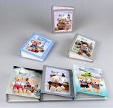 حارّ عمليّة بيع رسم متحرّك لعبة دبّ [سري] [فوتو لبوم] مع [سل بريس], [4د] طفلة ألبوم