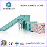 Máquina de prensado hidráulico semiautomático para desechos de papel