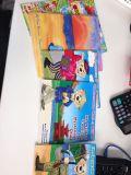 Softcover Libro Enlace coser impresión de libros de estudio de los niños