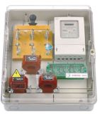 3 Phasen Multi-Function Driving Force Meter Box für Distribution und Metering