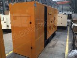 generatore diesel silenzioso di 250kVA Yuchai per il progetto di costruzione con le certificazioni di Ce/Soncap/CIQ/ISO
