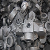 Edelstahl, der Communicational stempelnde Metalteile anschließt