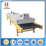 Máquina del secador del túnel de la impresión de la pantalla de la ropa