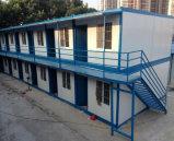 빠른 접히는 침대를 가진 회의에 의하여 주문을 받아서 만들어지는 피난민 콘테이너 홈