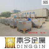 国連承認のステンレス鋼オイルの容器