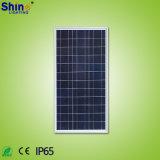 Usine type mono ou poly panneau solaire de 50W de Direct-Vente