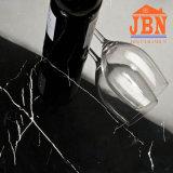 Плитка Suer черная Porcelanato однотиповая Polished (JM6615)