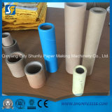 Faisceau attrayant de papier de toilette de modèle faisant la machine avec la machine de Sltting de papier d'emballage