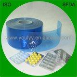 Emballages transparents pour des pillules