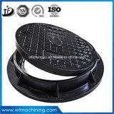 En124 A15 B125 C250 D400 Ggg50 Einsteigeloch-Deckel von der China-Gießerei