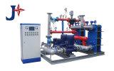 Intercambiador de calor de placa soldada de acero inoxidable con material 316L / 304 en China