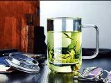 Cuvette de thé en verre personnalisée avec le filtre