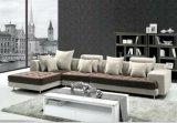 Mobília/sofá chinês da combinação/sofá secional moderno do hotel/sofá moderno da sala de visitas/sofá moderno de canto do apartamento da tela do sofá/Upholstery (GLMS-020)
