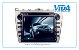 Especial Dos DIN DVD de coche para el nuevo Mazda 6 (Negro y Plata)