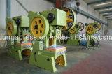 J23 Onstabiele Pers van de Machine van de Stempel van de Pers van de Macht van de Reeks de Mechanische 250t