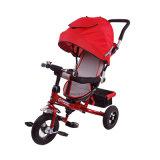 Bicyclette pliable de tricycle d'enfant de bébé de roue des gosses 3 de nouveau produit