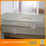 Лист плексигласа стеклянного акрилового листа пластичный PMMA для плавательного бассеина
