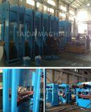 PLCの鋼鉄コードのゴム製コンベヤーベルトの加硫の出版物の生産ライン