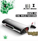 Vapore asciutto di fumo dell'erba della vedova nera del vaporizzatore della penna di Vape dell'unità del vaporizzatore asciutto caldo dell'erba 2016