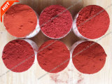 Óxido de hierro rojo 101 120 130 para el ladrillo pavimentadora de concreto