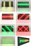 Módulo de pantalla de alto brillo P20 exterior LED de tres colores de LED Módulo Unidad de visualización