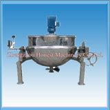 POT rivestito di riscaldamento dell'acciaio inossidabile con approvazione del Ce