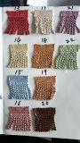 In het groot Keus 6cm van Vele Kleuren de Rand van het Passement voor Textiel