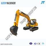 Katop Marken-China-vorbildlicher toplesser PT5610 Turmkran für Aufbau-Maschinerie