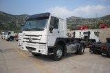 HOWO 4X2 290HPのトラクター、ユーロIIの放出、トラクターヘッド(ZZ4187M3511W)