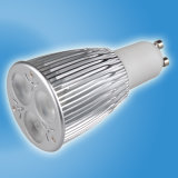 100-240V LED Spotlight Bulbs, 3X3w LED Downlight Bulbs
