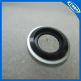Sizes diferente Metal Bonded a Rubber Gasket