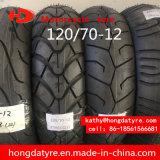 Reifen des Motorrad-125cc mit innerem Gefäß